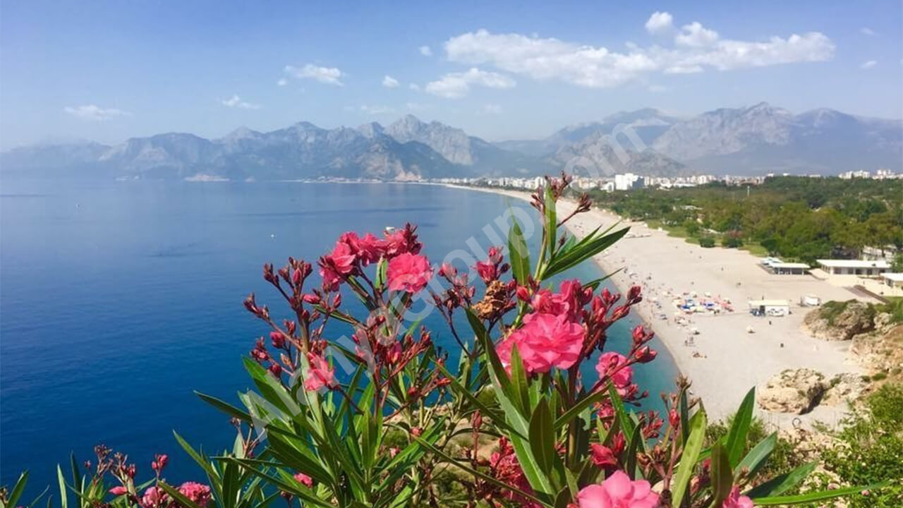 أنطاليا عطلة الإيجارات