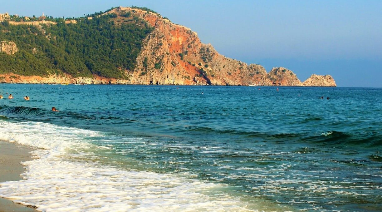 Holiday Alanya sea