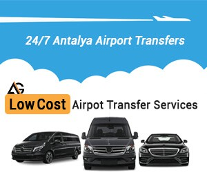 24/7 Antalya Airport Transfers