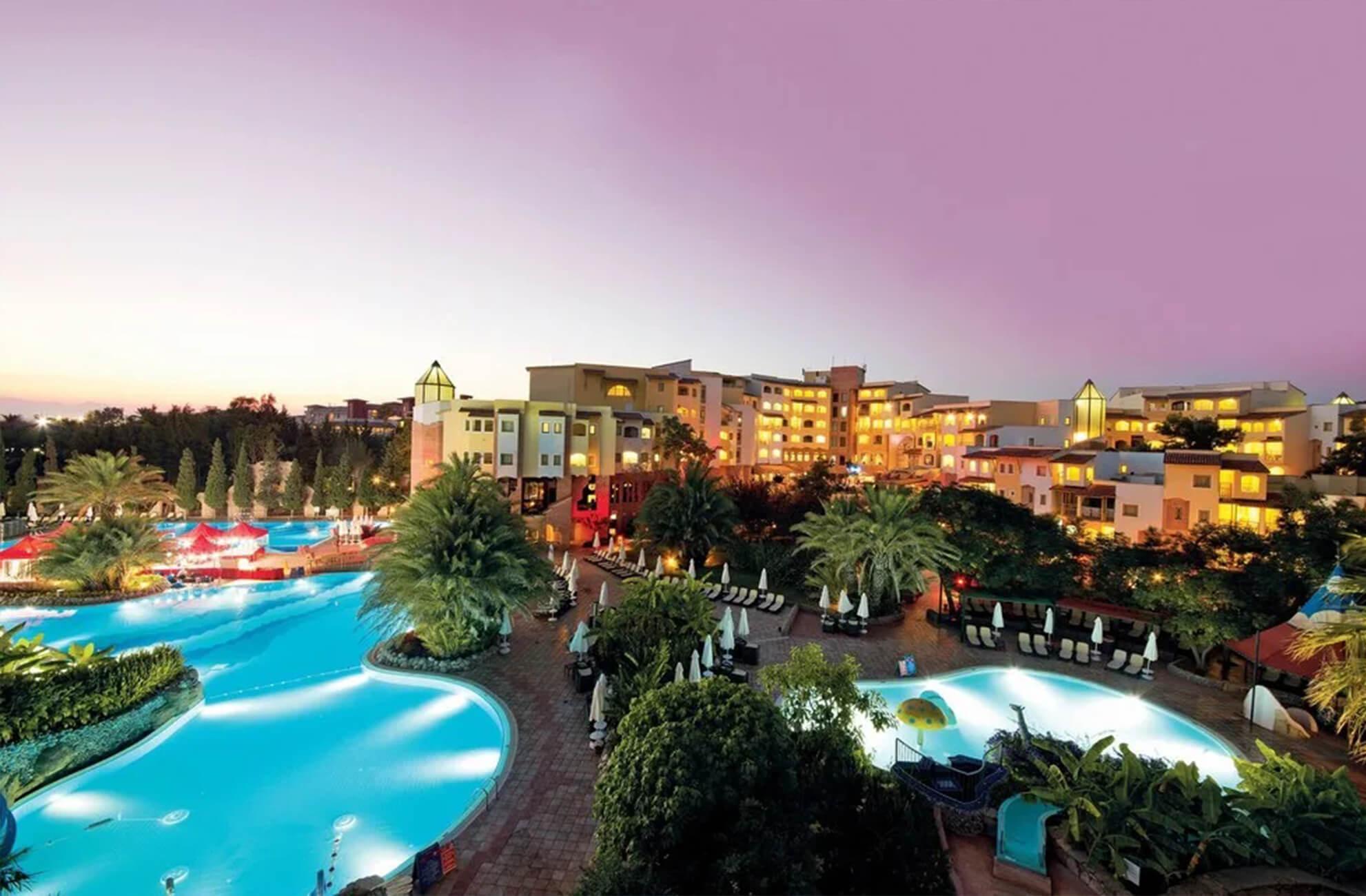 Belek Hotel Limak Arcadia Golf & Sport