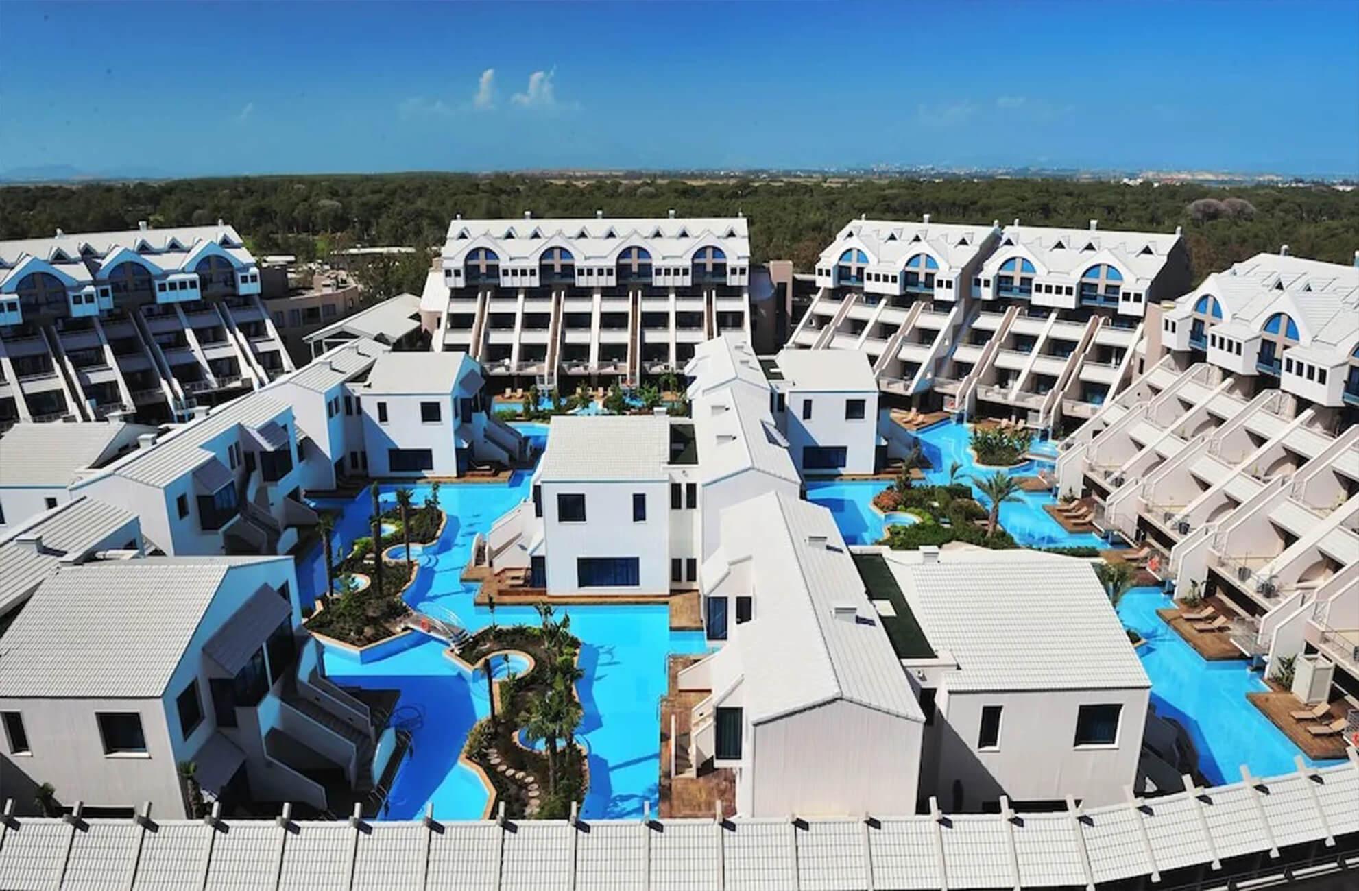 Belek Susesi Luxury Resort home