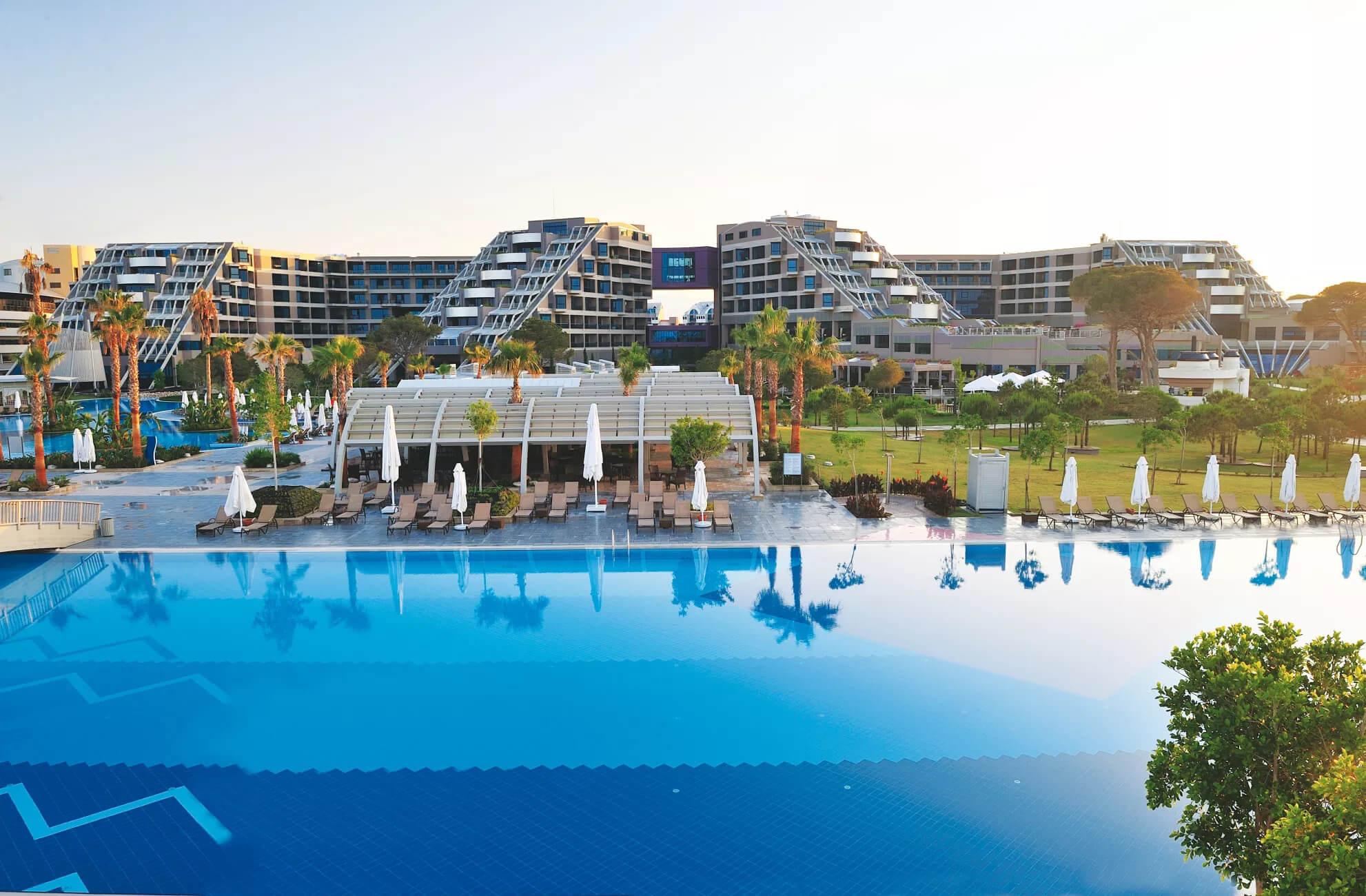 Belek Susesi Luxury Resort