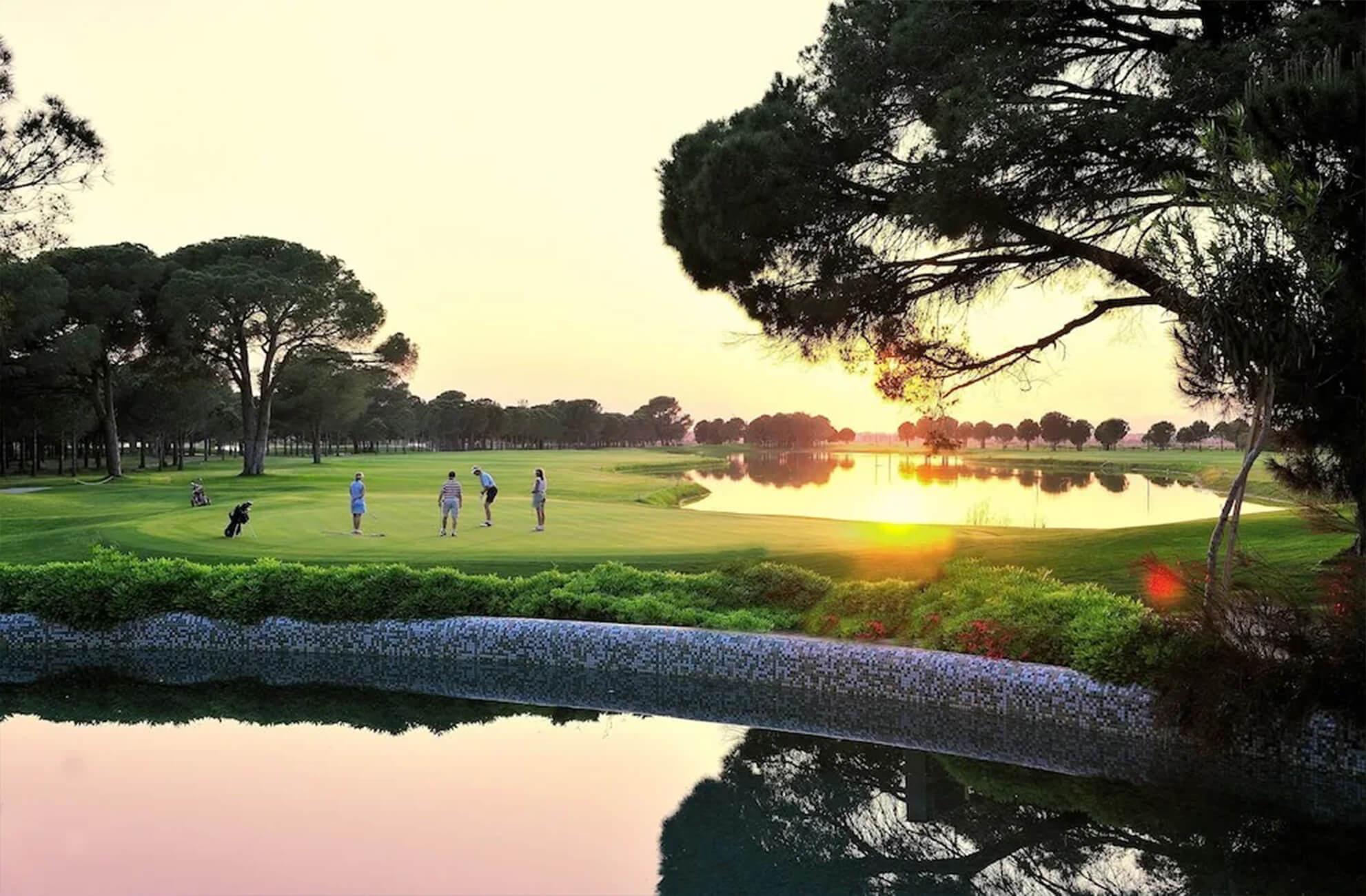 Gloria Verde Resort & Spa,Golf