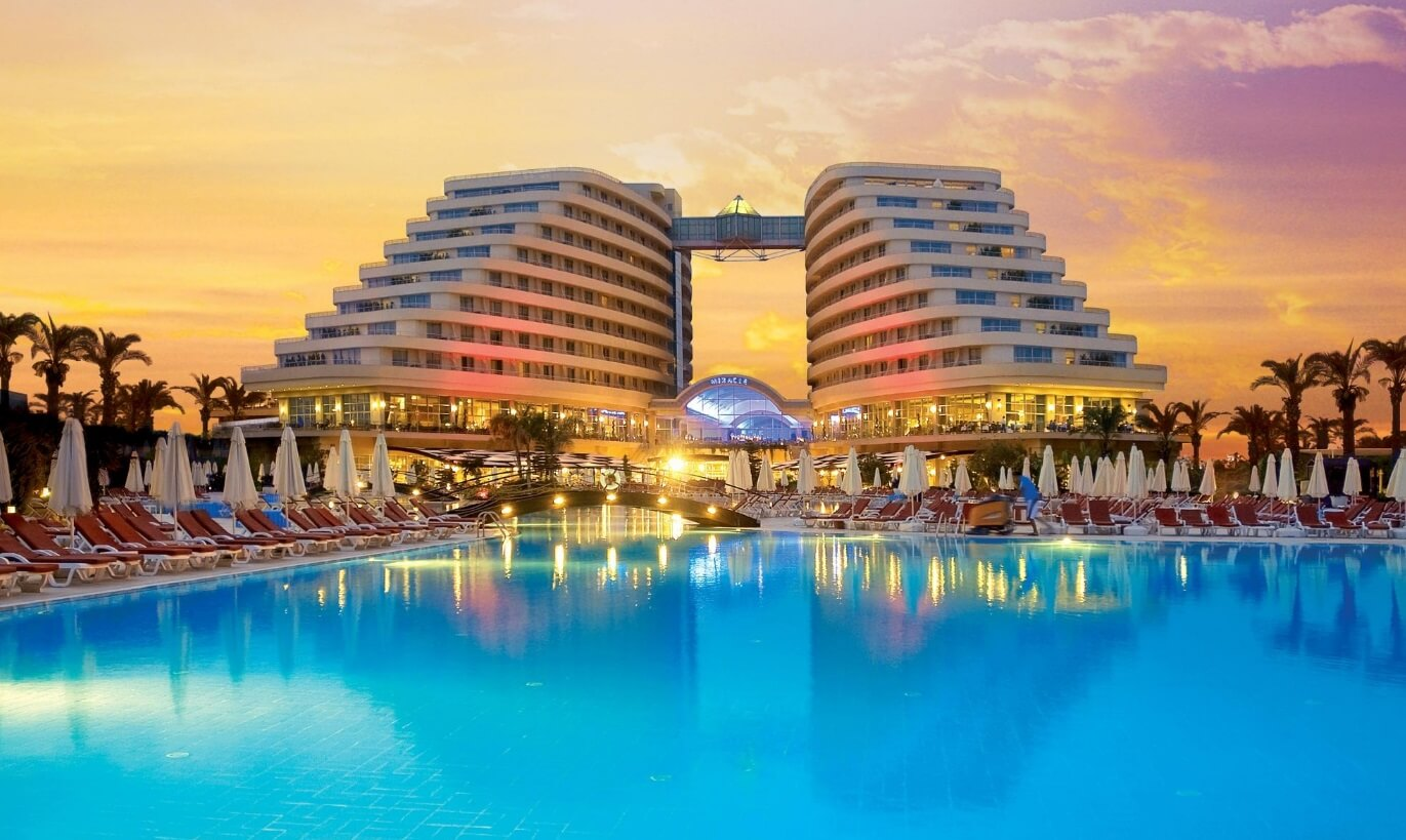Luxury Hotels in Antalya