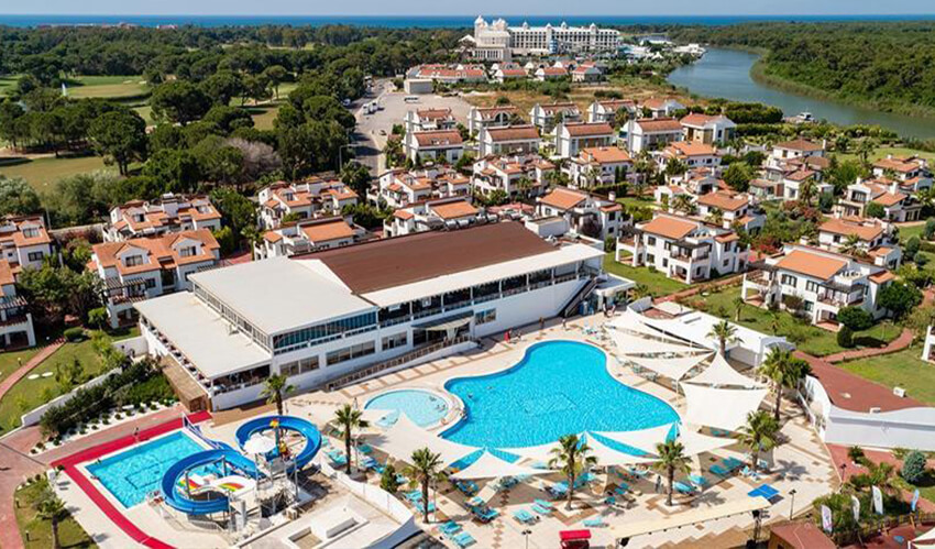 TUİ FUN & SUN RİVER RESORT BELEK