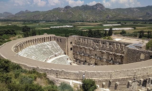 antalya Historic site trip