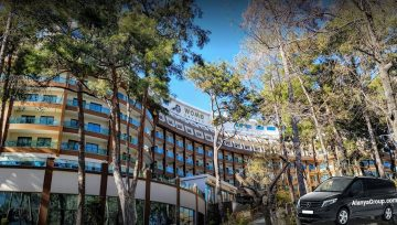Alanya Wome Deluxe Otel Transfer