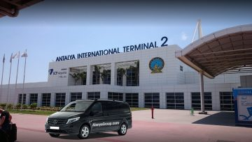 Antalya Airport Hotel Transfer