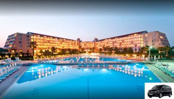 Belek Kaya Hotel Antalya Airport Transfer