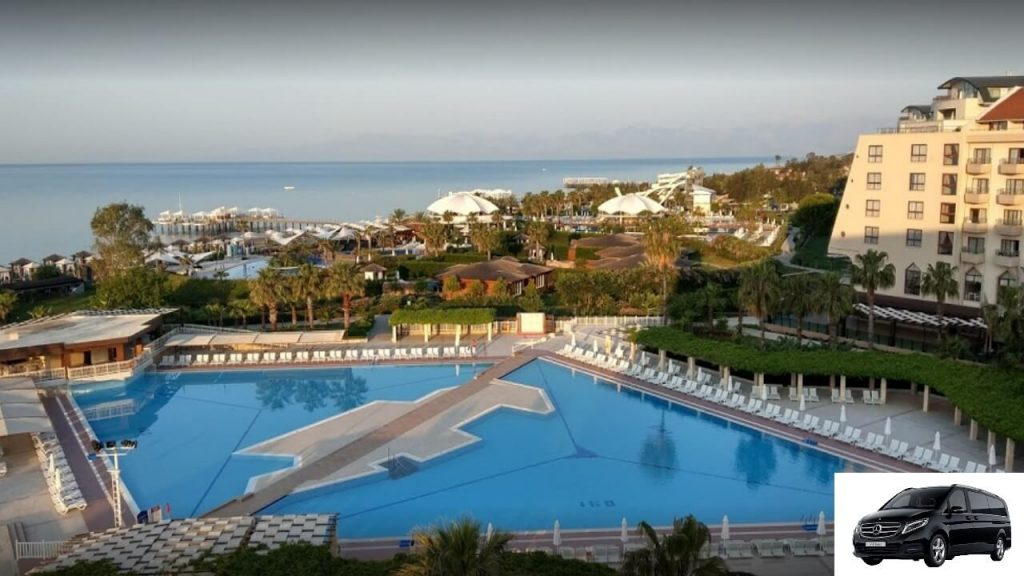 Belek Kaya Hotel Transfer