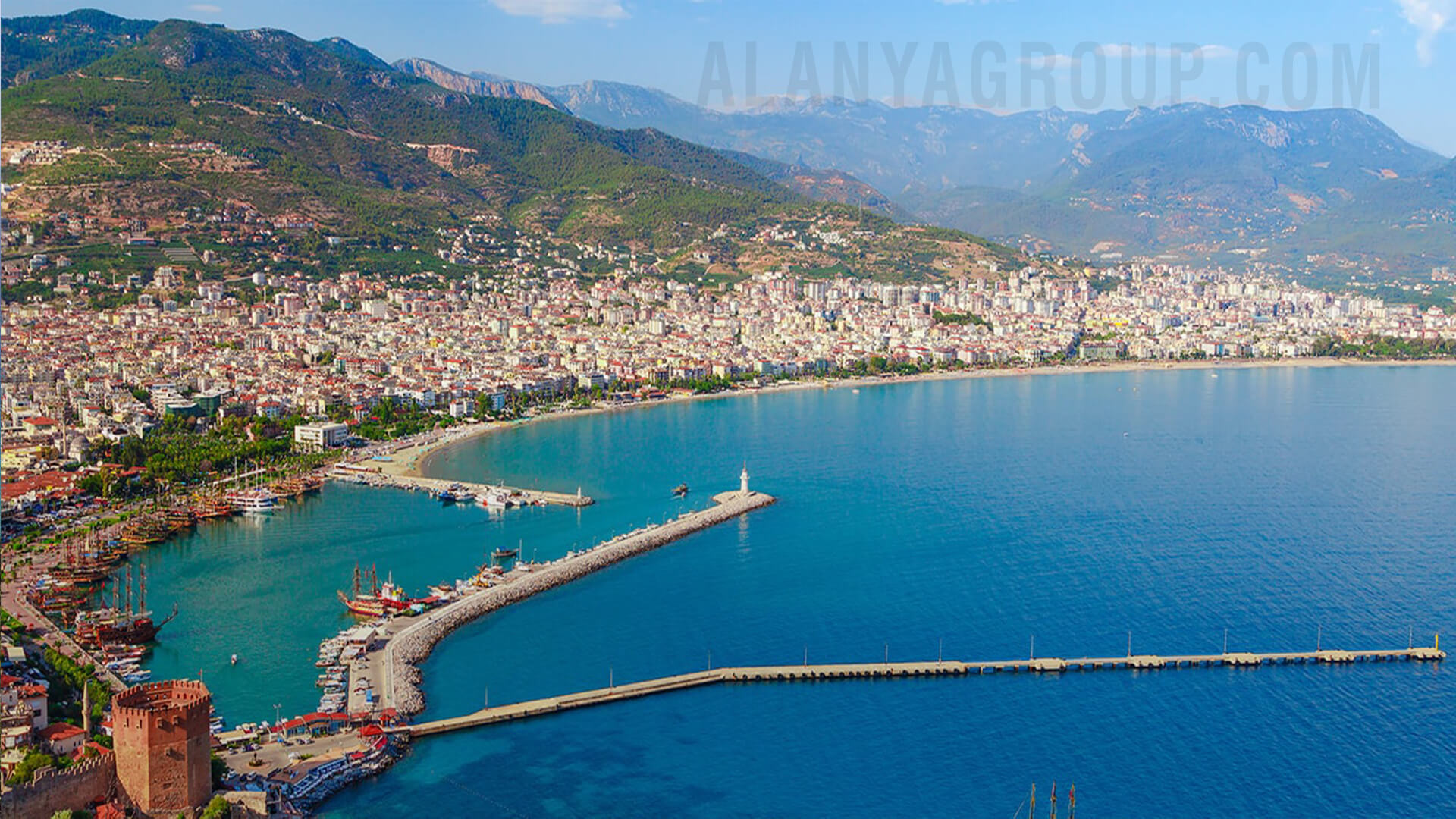 Summer Vacation in Alanya