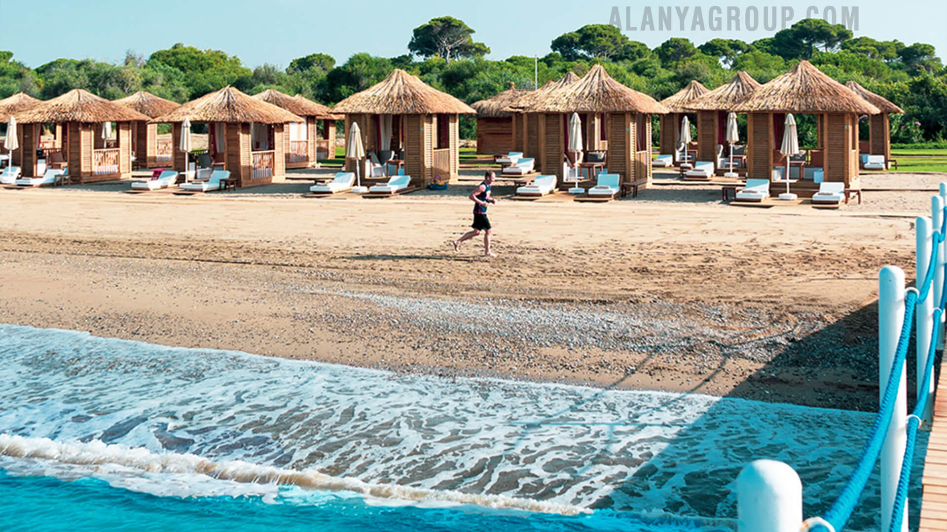 Antalya Belek Summer Vacation