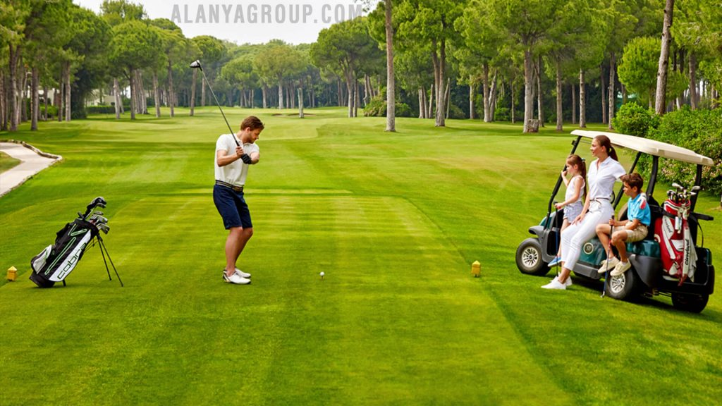 Belek Golf Events
