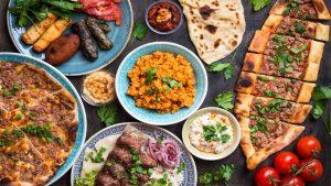 Antalya dishes