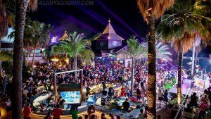 Antalya night life