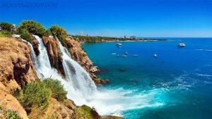 Самые красивые места для отдыха в Турции