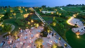 Dining in Antalya