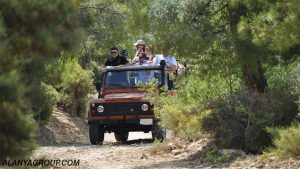 antalya off road safari