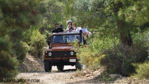 antalya off road safari