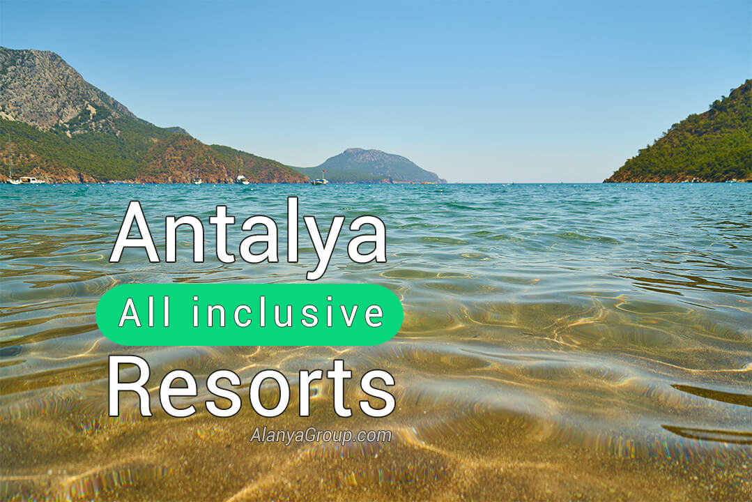 Antalya All inclusive Resorts