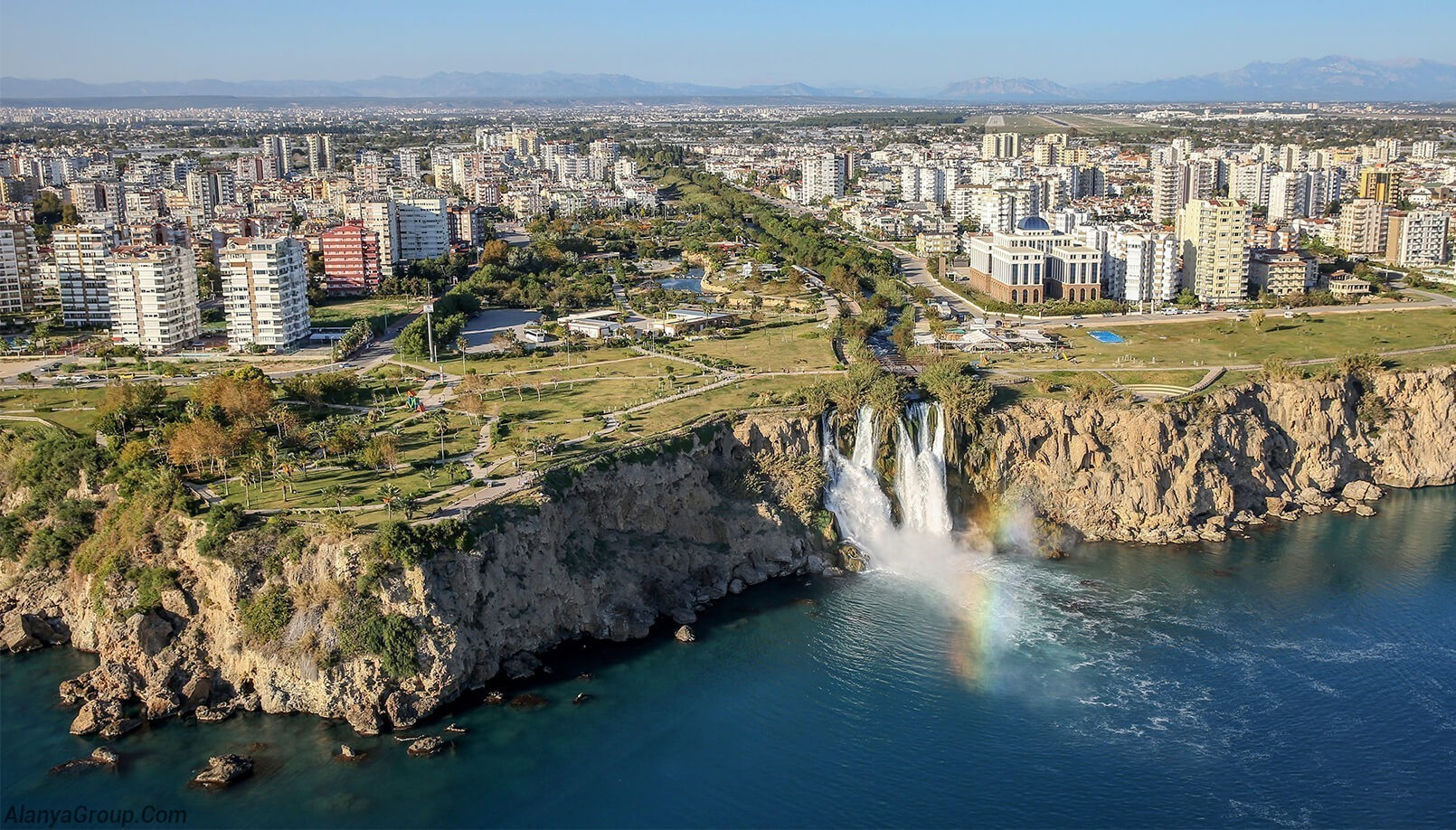 Antalya Duden Waterfall