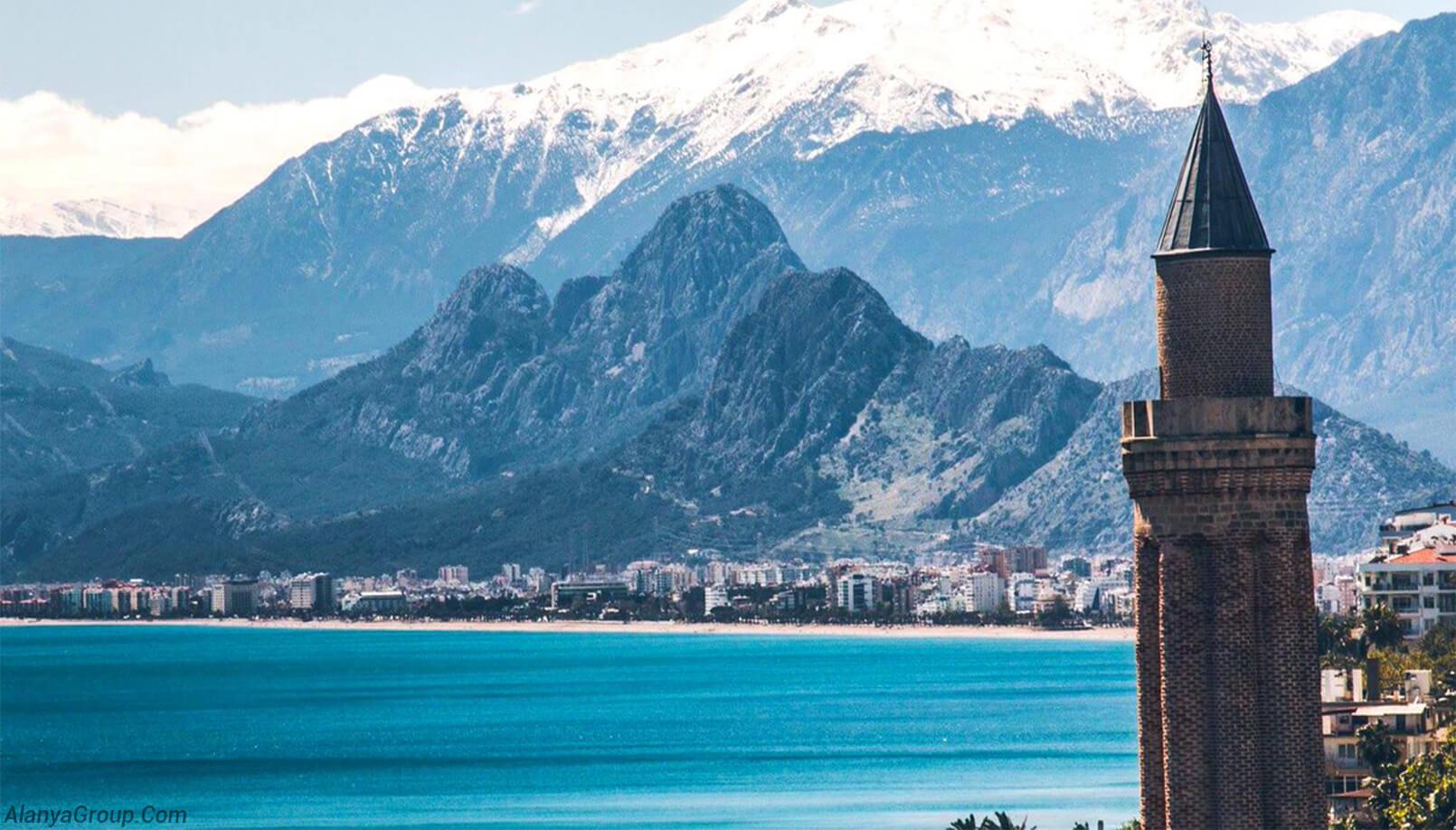 Antalya Fluted Minaret
