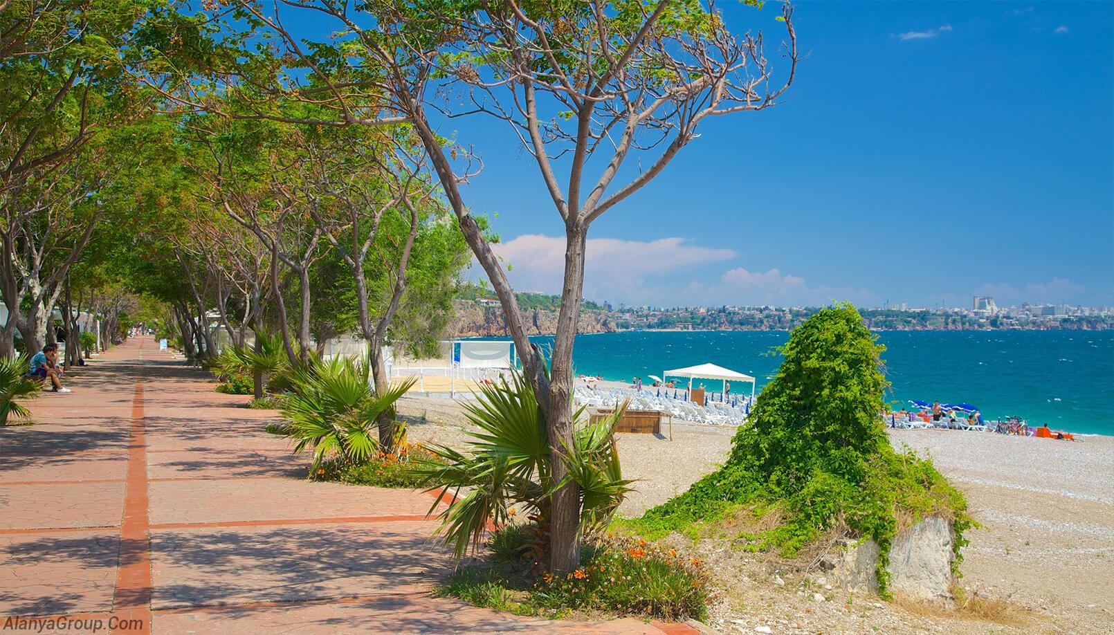 Antalya Kemer beach