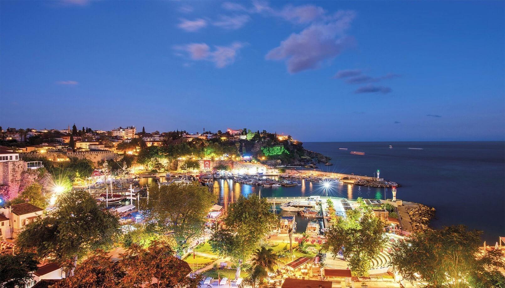 Antalya marina 2021