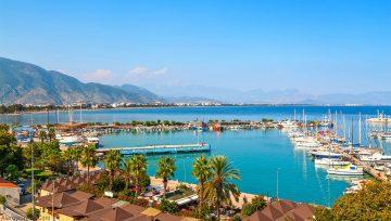 Отпуск в Анталии 2021 Туристические новости