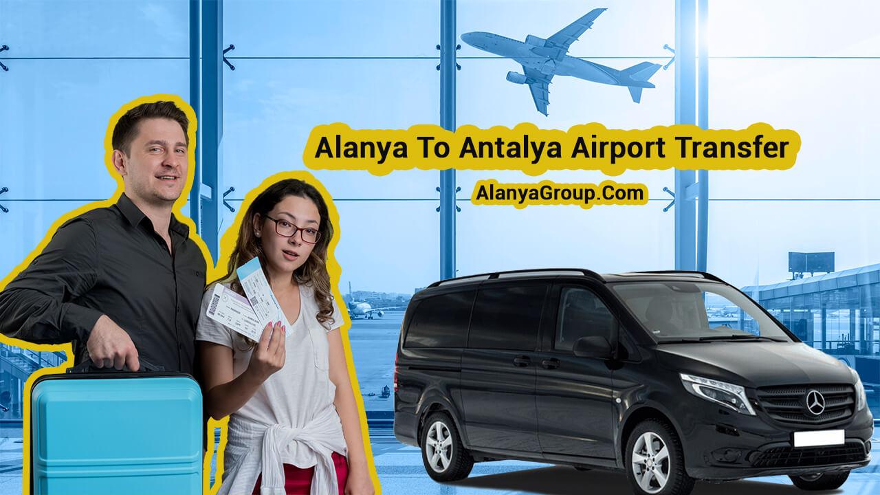 Alanya nach Antalya