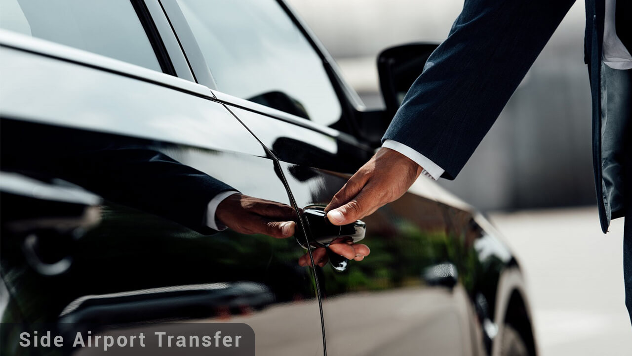 Side airport transfer | Alanya group