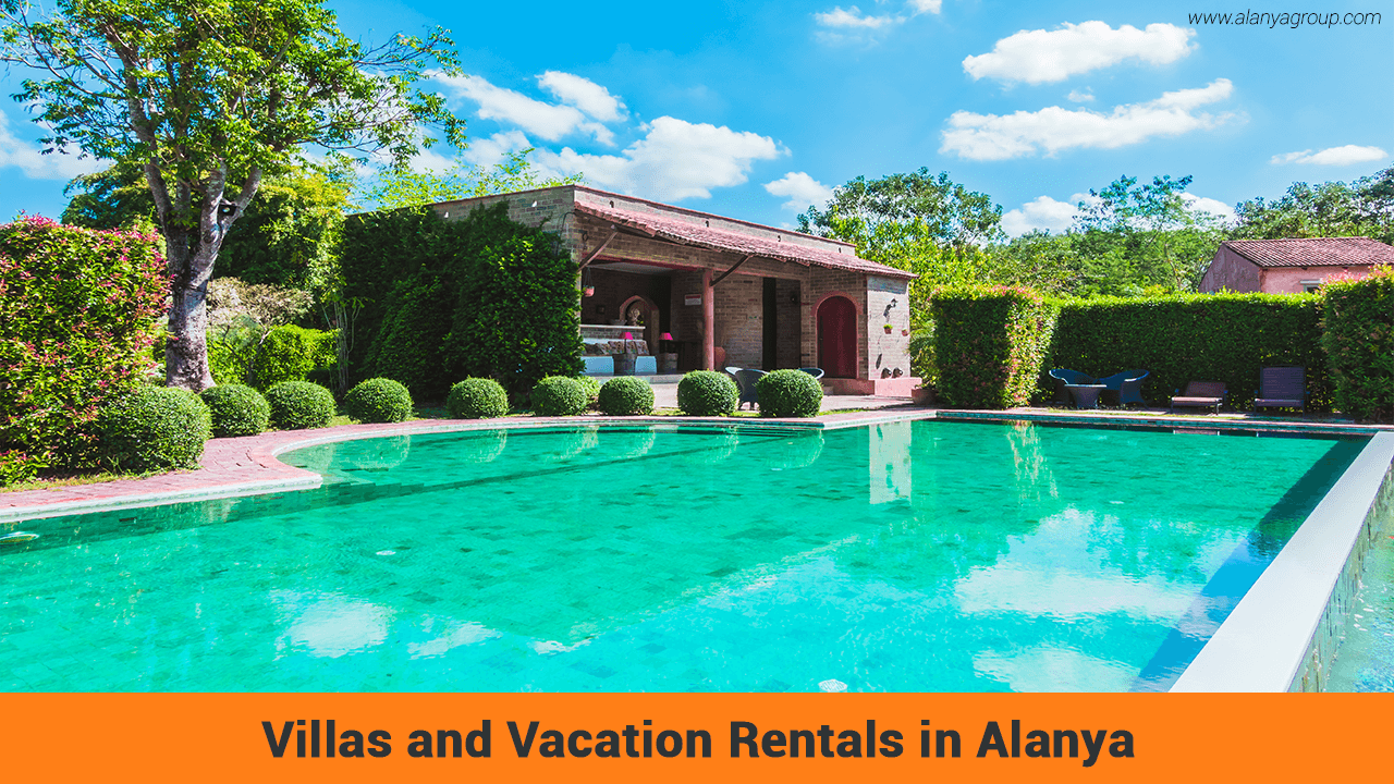 Alanya Villa for Rent   Villas and Vacation Rentals in Alanya